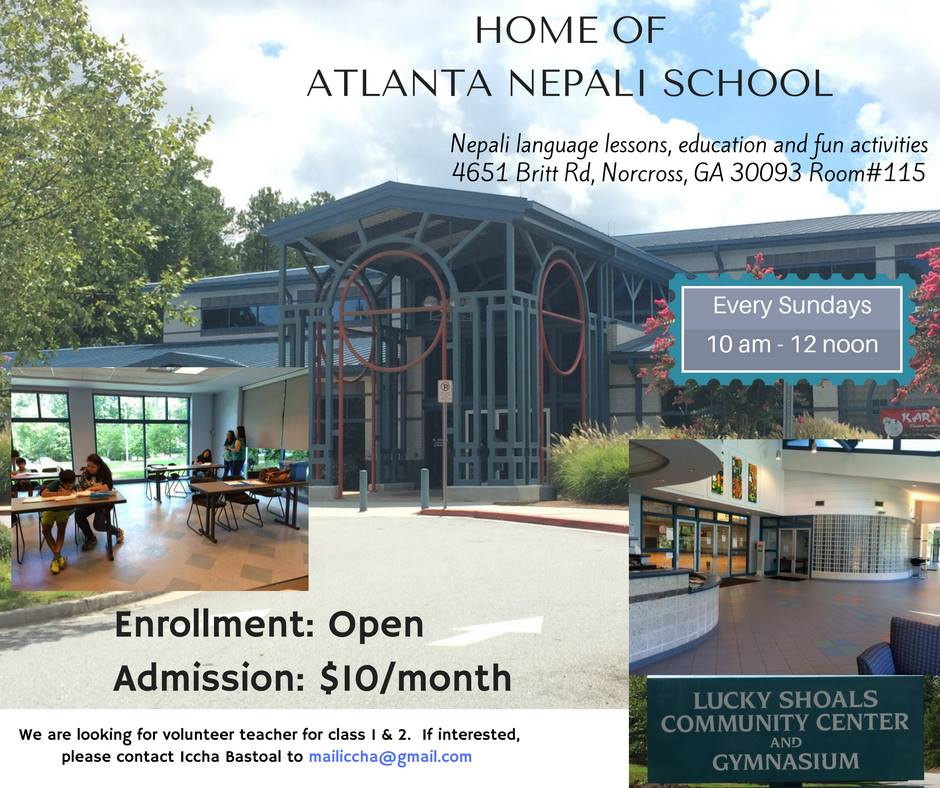 atlantnepalischool
