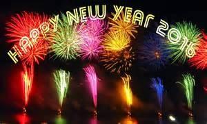 Happy New Year 2016 To You all
